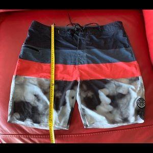 Rip Curl board shorts size 34